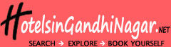 Hotels in Gandhinagar Logo